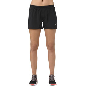 "asics Silver 4"" Shorts Women Performance Black"